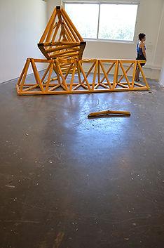 sivan dayan, art, sva, installation, sculpture