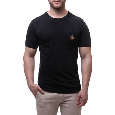 Camiseta Mineirinho Preta - Fit - Coleção 2019