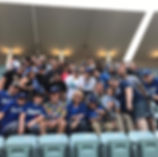 Dodgers Game group photo.jpg