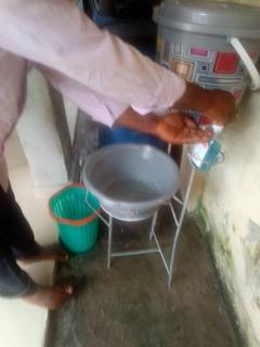 Covid handwashing stations 2