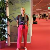 Céline Marchi Festival de Cannes 2021