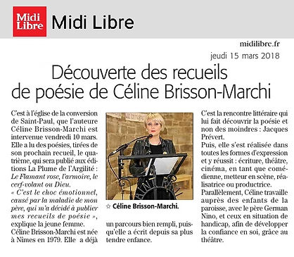 Céline Brisson-Marchi