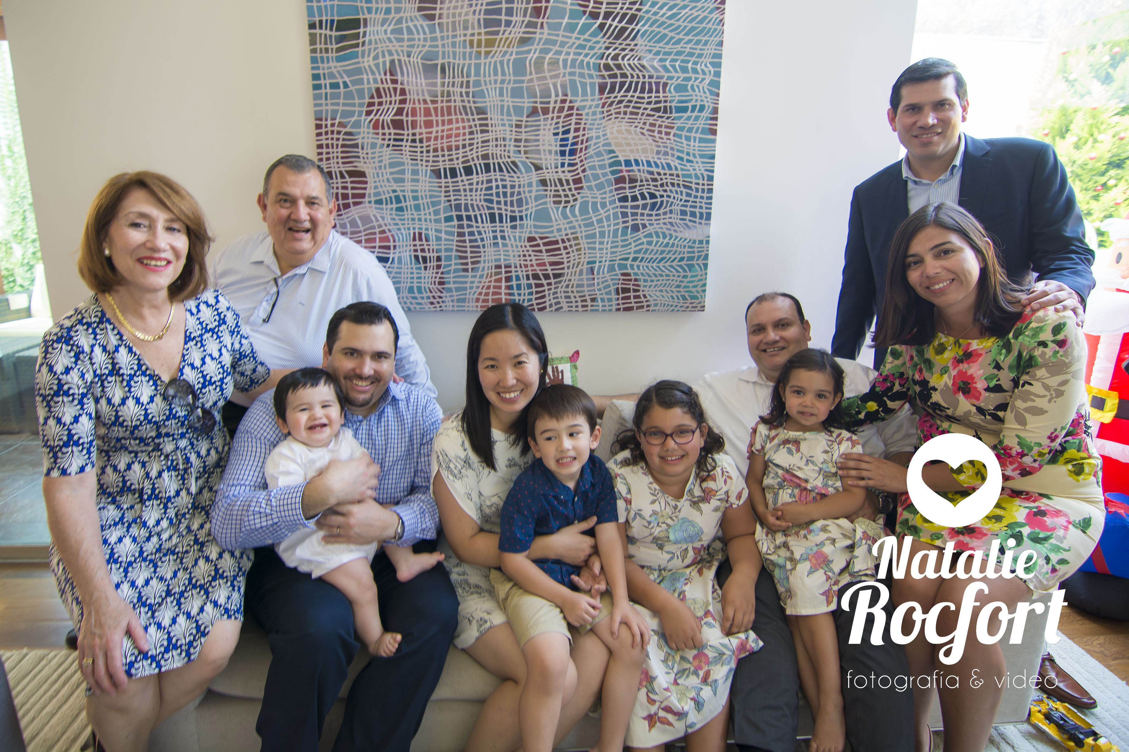 Fotografía de eventos familiares