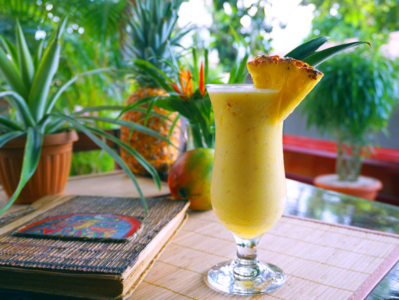 Smoothies in Jaco