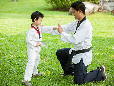 How Family Martial Arts Classes Can Improve The Parent-Child Relationship