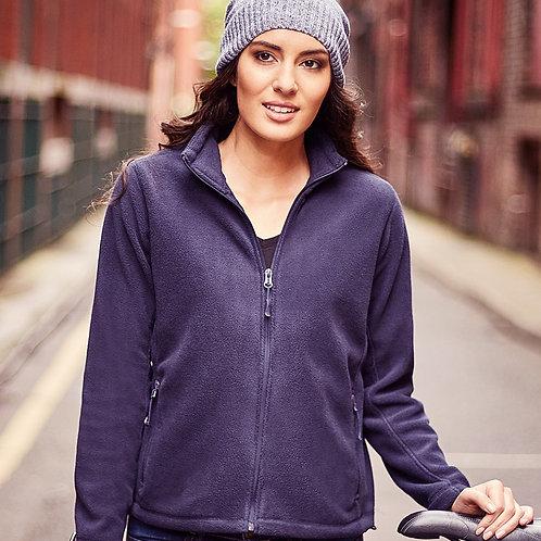 Ladies Fit Fleece Jacket