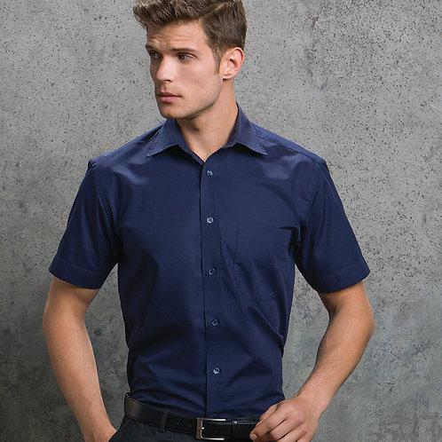 Short Sleeve Business Shirt