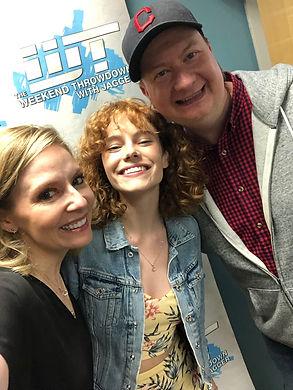 Cyn, Jagger & Ginger