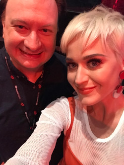 Jag and Katy Perry