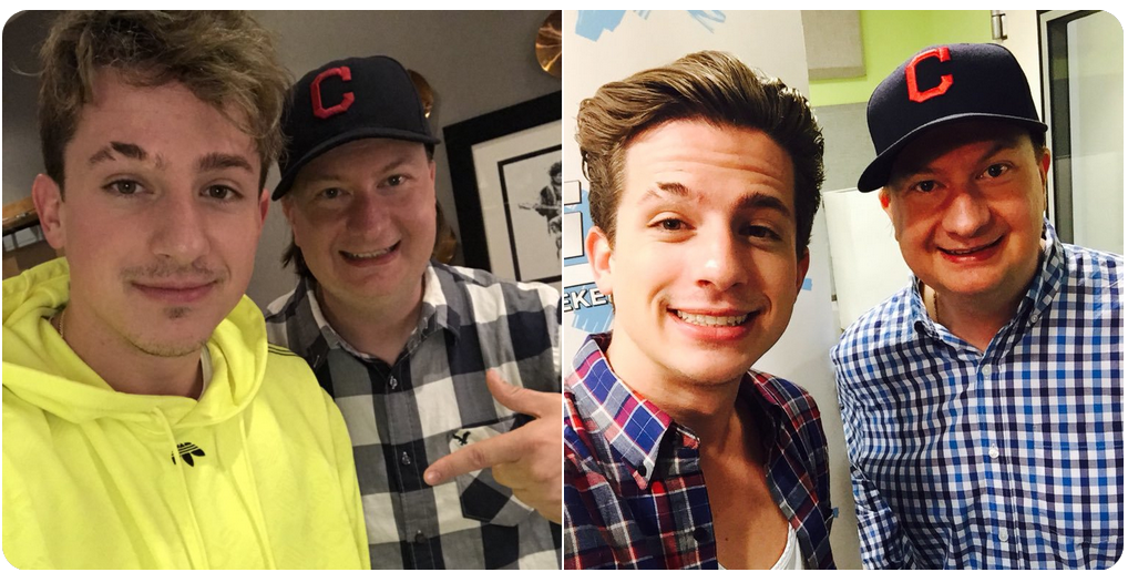 Charlie Puth and Jagger