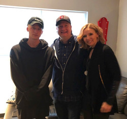 NF with Jagger & Ginger