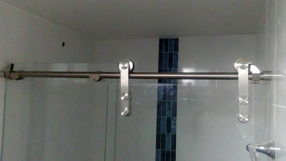 División de baño