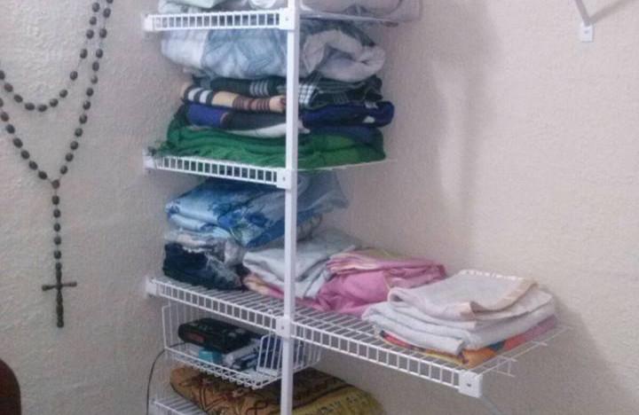 closet rejilla
