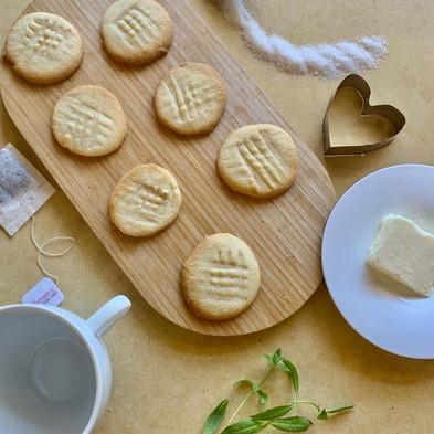 מתכון לעוגיות חמאה