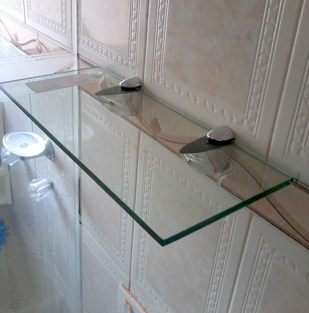 Repisa en vidrio 10mm
