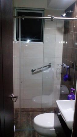 División de baño Glassvit
