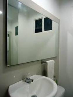 Espejo flotado