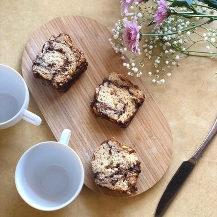 מתכון לעוגת שמרים שוקולד