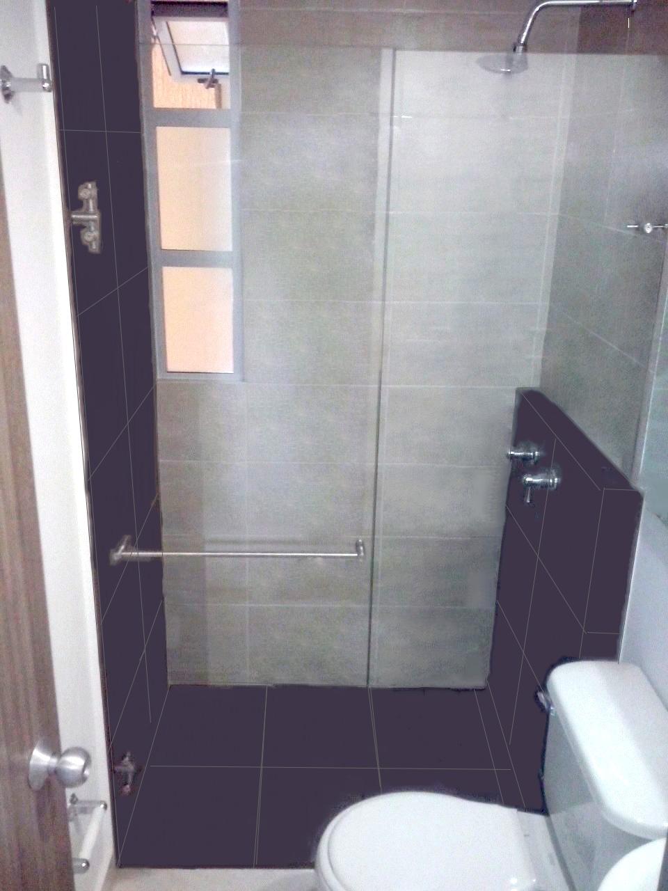 division de baño
