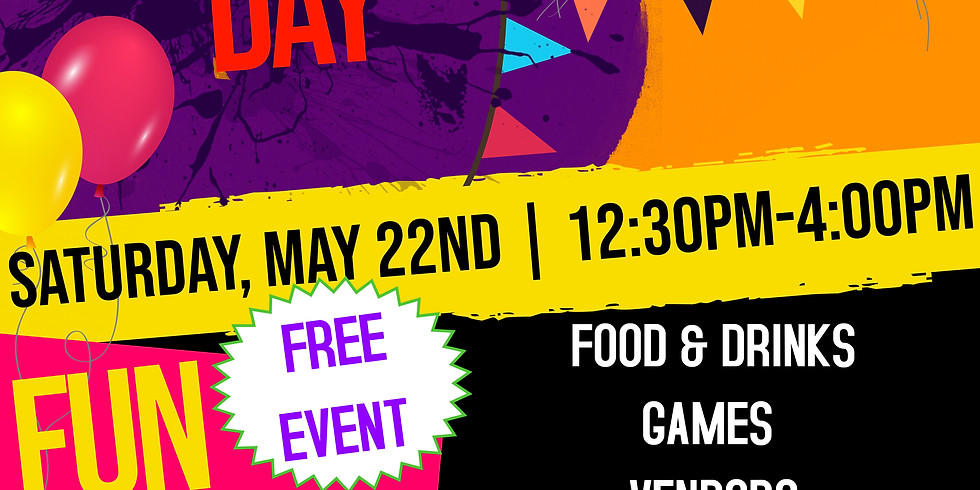 Family Fun Day Event!