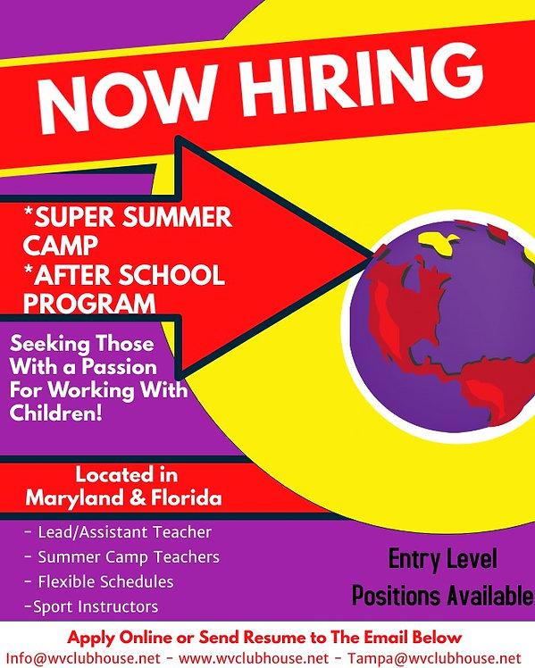 Job Fair Flyer now hiring flyer 3.2021.j