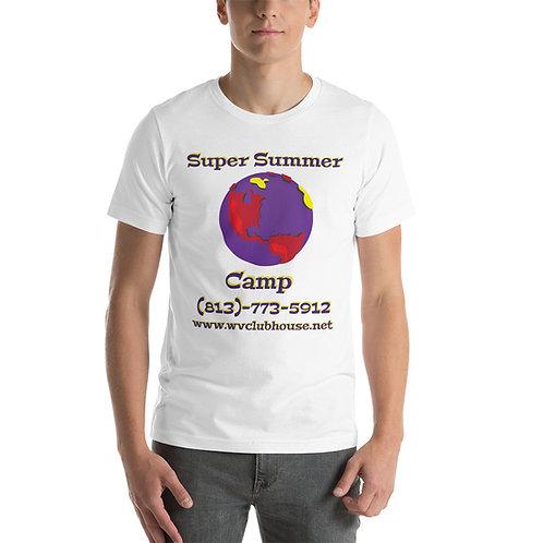 Short-Sleeve Unisex Adult T-Shirt FL Location