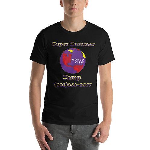 Short-Sleeve Unisex T-Shirt Maryland