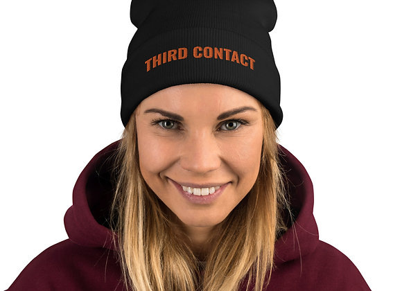 TC-Embroidered Beanie