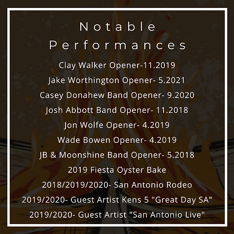 Clay Walker Opener-11.2019 Josh Abbott B