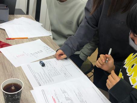 English Training Course 好評です!