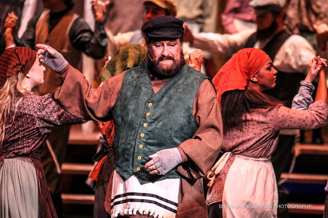 FIDDLER ON THE ROOF VALLEY NEWS