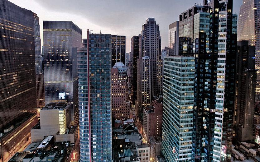 Financial Buildings
