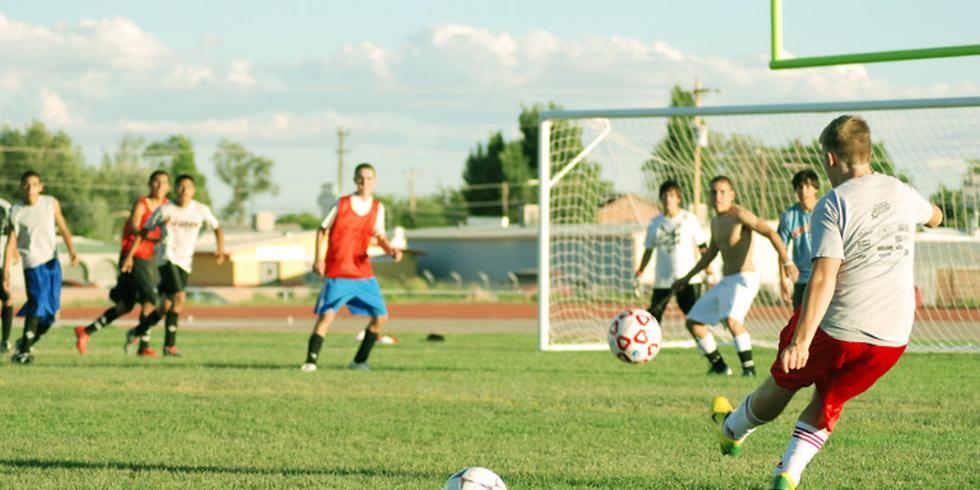 Fußball Turnier aka As Good As Pros Cup