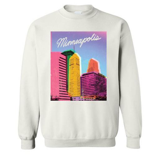 MPLS Crewneck Sweatshirt