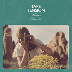 Tape Tension Moving Pictures Cover