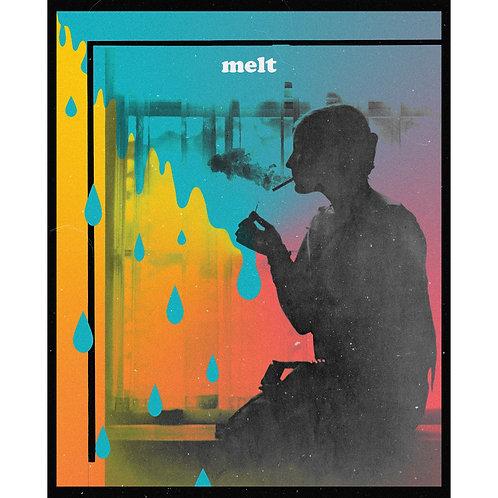 """""""Melt"""" Print"""