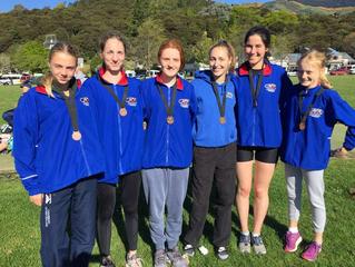 Our Junior Women take bronze