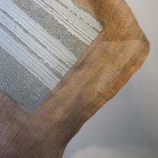 Letitia Hill, Dansaekhwa Series I, Detail