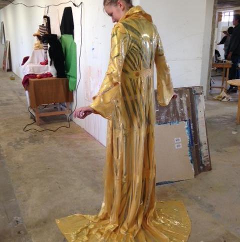 Letitia Hill, Golden Jacket