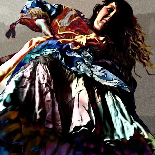 Letitia Hill, The Female Gaze #5