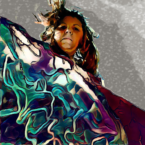 Letitia Hill, Female Gaze Series,  #3