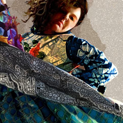 Letitia Hill, Female Gaze Series,  #4
