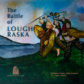Letitia Hill, Battle of Lough Raska 2021.