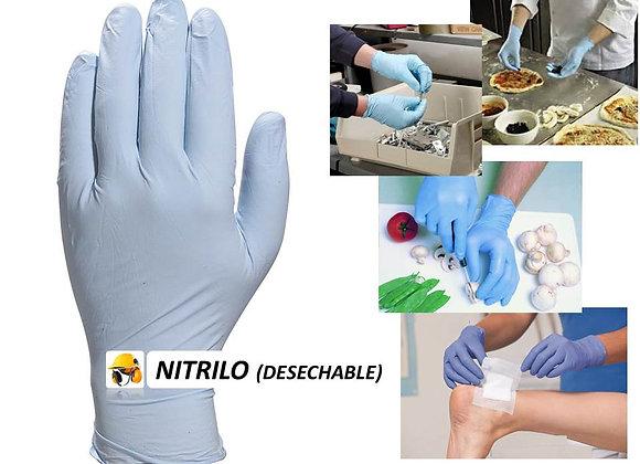 NITRILO Descartables