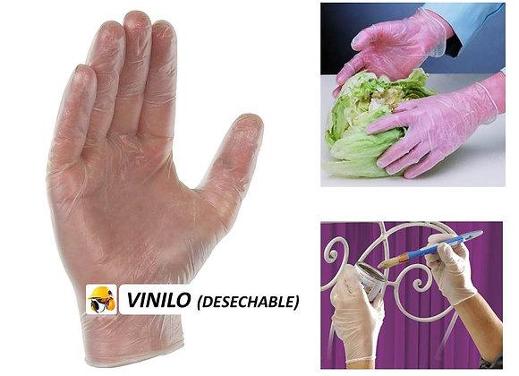 VINILO Desechables