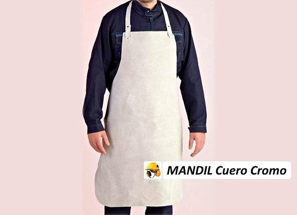MANDIL CUERO SOLDADOR
