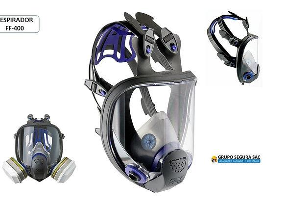 Respirador FF - 400