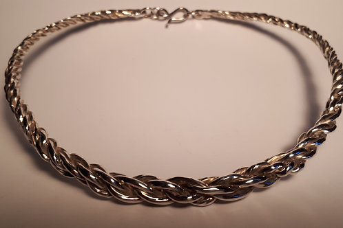 Viking Braid Necklace