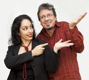 Juan Antonio Vazquez & Araceli Tzigane