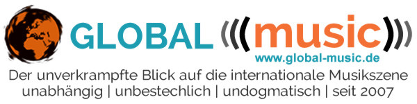 Colaboración con la revista alemana GLOBAL MUSIC MAGAZINE